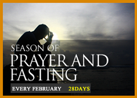 Praying and Fasting